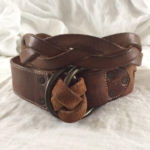 Vintage Double RL Belt